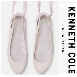 Brand New! Kenneth Cole New York Suede Flats
